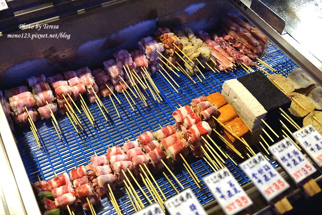 1470415156 1460713028 - 【熱血採訪】【台中逢甲】一串入魂Dozo串燒.藏身在小巷弄裡的日式串燒店,提供免費的昆布湯,更有日式串燒少見的豆干、米血、豆腐和甜不辣,入味好吃又不油膩