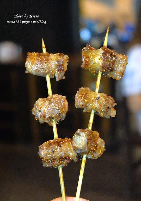 1470415196 1789558848 - 【熱血採訪】【台中逢甲】一串入魂Dozo串燒.藏身在小巷弄裡的日式串燒店,提供免費的昆布湯,更有日式串燒少見的豆干、米血、豆腐和甜不辣,入味好吃又不油膩