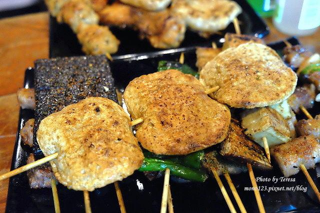 1470415204 4118377724 - 【熱血採訪】一串入魂Dozo串燒.藏身在小巷弄裡的日式串燒店,提供免費的昆布湯,更有日式串燒少見的豆干、米血、豆腐和甜不辣,入味好吃又不油膩