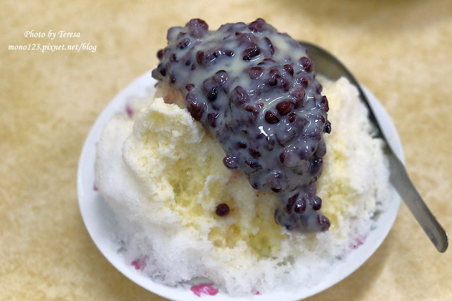 1470591967 2246507661 - 【台中中區.冰品】龍川冰果室.中華夜市裡的老牌冰店,招牌蜜豆冰和烤吐司再來一杯木瓜牛奶,是傳承四代的好味道