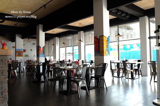 1471967308 2905954144 - 【台中豐原】燭夢 Dream Colorful 義式餐廳.二個男孩以彩色屋為夢想基地的義式餐廳,目前式營運中,打卡送薯條~