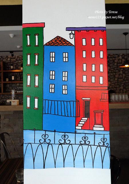 1471967321 3453438962 - 【台中豐原】燭夢 Dream Colorful 義式餐廳.二個男孩以彩色屋為夢想基地的義式餐廳,目前式營運中,打卡送薯條~