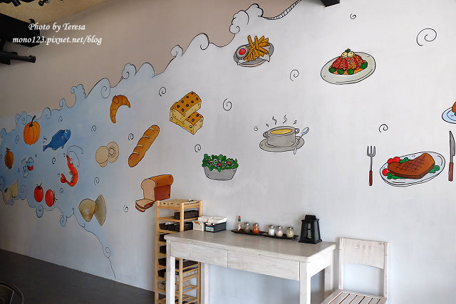 1471967322 3875206021 - 【台中豐原】燭夢 Dream Colorful 義式餐廳.二個男孩以彩色屋為夢想基地的義式餐廳,目前式營運中,打卡送薯條~