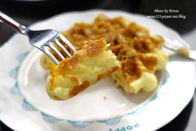 1472176867 2957847067 - 【台中豐原】POPPY Waffle 比利時烈日鬆餅@豐原店.烈日鬆餅專賣店,也有panini、義大利麵和燉飯