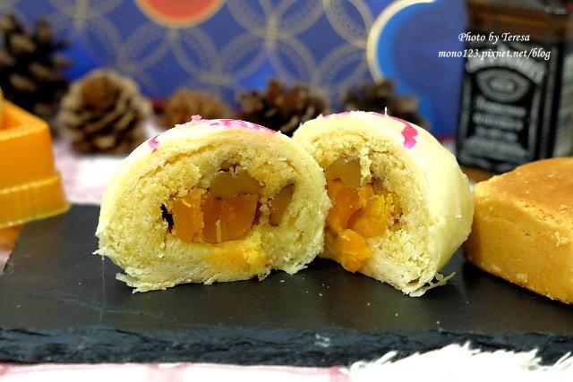 1472658693 1802432072 - 【台中.團購】吉爾斯手作烘焙.三種口味的月餅和鳳梨酥都好好味~