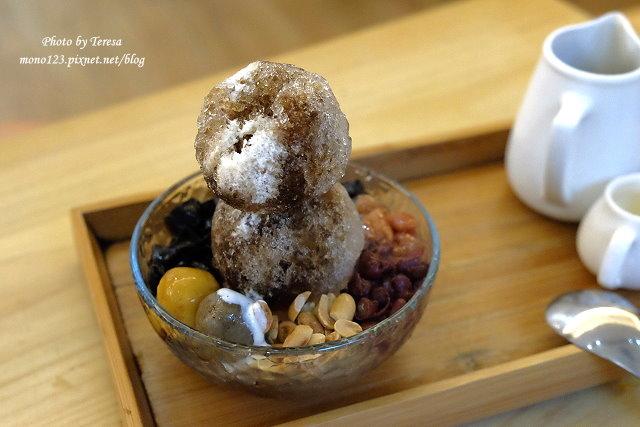 1472750203 3025861638 - 【台中西區.下午茶】波屋 BORU BORU.有日式氛圍的甜品店,炭火現烤的日式糰子和雪人刨冰都很吸睛