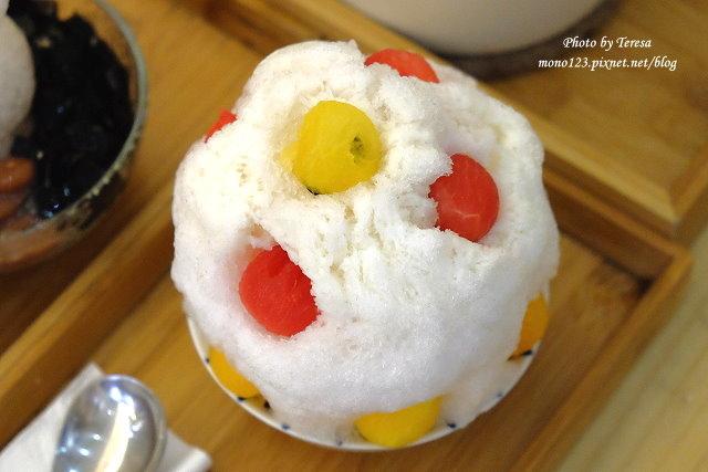 1472750204 3423287054 - 【台中西區.下午茶】波屋 BORU BORU.有日式氛圍的甜品店,炭火現烤的日式糰子和雪人刨冰都很吸睛