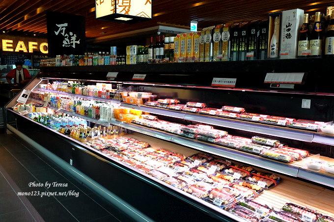 1481908290 4083815664 - 熱血採訪︱鮨樂海鮮市場 火鍋.新鮮食材看得到,四人海陸套餐豪華又霸氣,火鍋、日本料理、串燒、超市這裡通通有