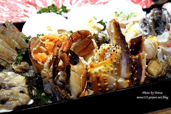 1481908340 2832345655 - 熱血採訪︱鮨樂海鮮市場 火鍋.新鮮食材看得到,四人海陸套餐豪華又霸氣,火鍋、日本料理、串燒、超市這裡通通有