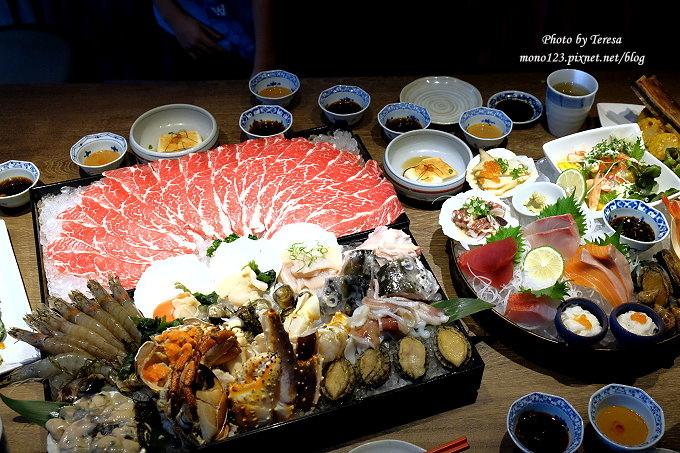 1481908386 1860488866 - 熱血採訪︱鮨樂海鮮市場 火鍋.新鮮食材看得到,四人海陸套餐豪華又霸氣,火鍋、日本料理、串燒、超市這裡通通有