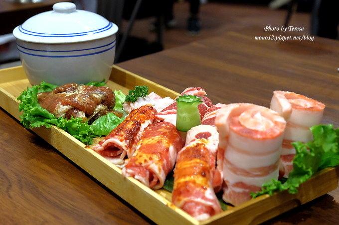 1482684746 4028952653 - 台中西區︱滋滋咕嚕쩝쩝꿀꺽韓式烤肉專門店.藝人納豆開的韓式烤肉店來台中展店囉,只有雙人套餐,位於勤美綠園道旁邊