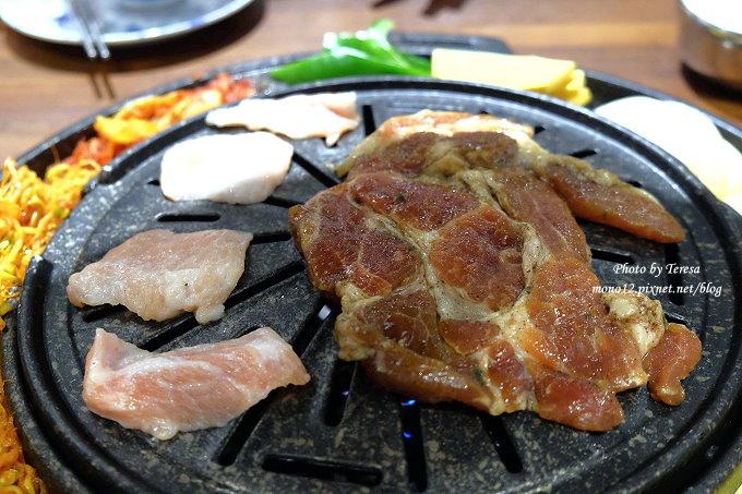 1482684763 3298041341 - 台中西區︱滋滋咕嚕쩝쩝꿀꺽韓式烤肉專門店.藝人納豆開的韓式烤肉店來台中展店囉,只有雙人套餐,位於勤美綠園道旁邊