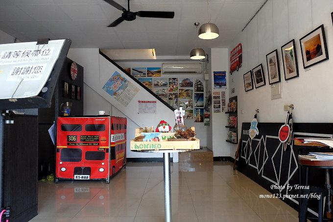 1482854388 1977142310 - 熱血採訪︱台中東區︱漢堡巴士 Burger Bus.旱溪夜市旁充滿英國風味的早午餐店,還有許多可愛的紅色小巴士和水管人,近旱溪夜市、台中火車站