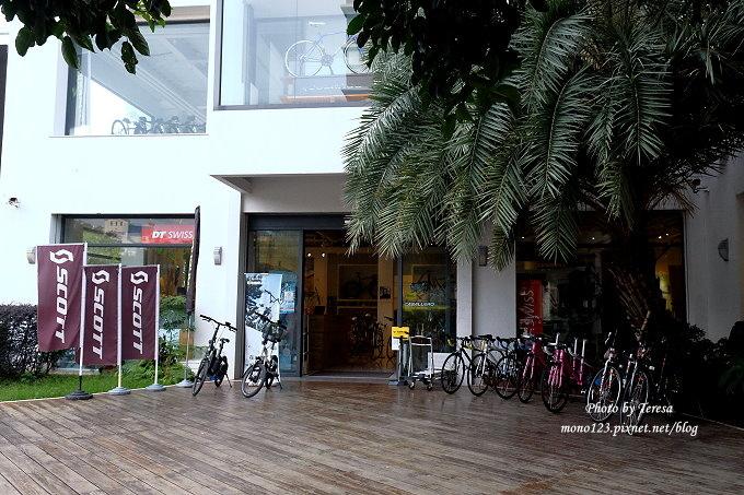 1482856605 3170753081 - 台中大坑︱185車庫.藏身在腳踏車店旁的咖啡館,義大利麵和鬆餅有好吃,意外找尋到的美味