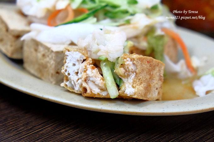 1483457519 421209410 - 台中北屯︱二煱臭豆腐 蚵仔麵線.又酥又香又臭又不油膩的臭豆腐,還有好吃的麵線