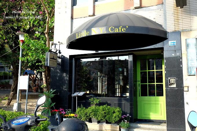 1485181916 3480805404 - 台中西屯︱小紐約 Little N. Y. Cafe.中科商圈的義式餐廳,供應早午餐、義大利麵、燉飯和下午茶,可以從早午餐一路吃到下午茶,台中牛排館斜對面