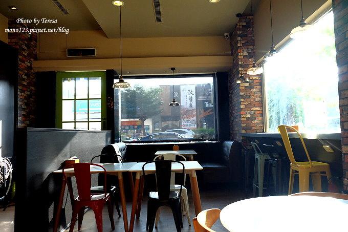 1485181919 4232048590 - 台中西屯︱小紐約 Little N. Y. Cafe.中科商圈的義式餐廳,供應早午餐、義大利麵、燉飯和下午茶,可以從早午餐一路吃到下午茶,台中牛排館斜對面