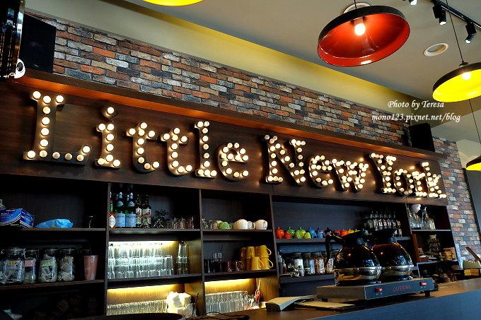 1485181931 2516626826 - 台中西屯︱小紐約 Little N. Y. Cafe.中科商圈的義式餐廳,供應早午餐、義大利麵、燉飯和下午茶,可以從早午餐一路吃到下午茶,台中牛排館斜對面