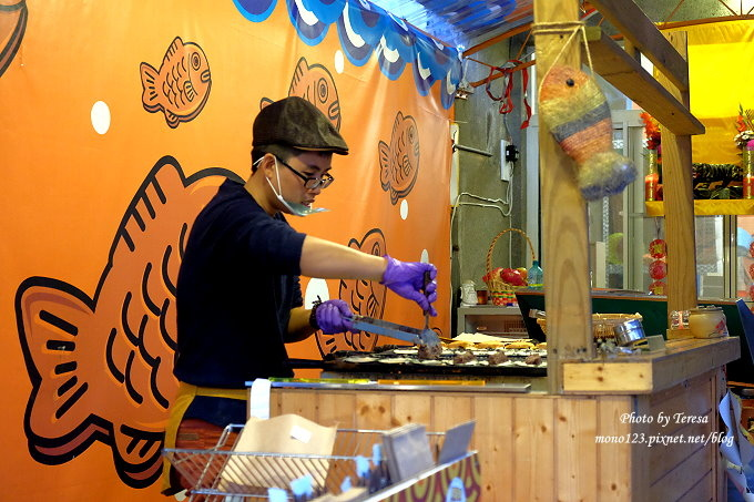1485185941 2736466707 - 台中北區︱膨風伯(米)鯛魚燒.口味多樣又平價,每日還有隱藏版口味,晚來吃不到