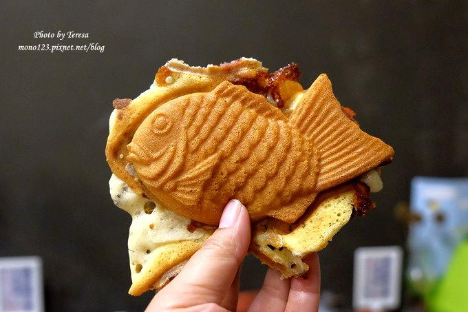 1485185961 2929913038 - 台中北區︱膨風伯(米)鯛魚燒.口味多樣又平價,每日還有隱藏版口味,晚來吃不到