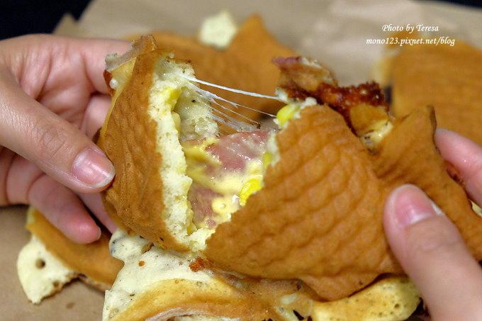1485185967 925952939 - 台中北區︱膨風伯(米)鯛魚燒.口味多樣又平價,每日還有隱藏版口味,晚來吃不到