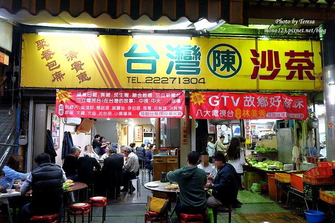 1488729753 291740159 - 台中中區︱台灣陳沙茶.電子街裡的人氣沙茶火鍋,一賣超過30年,老闆超high也是店裡的一大賣點,近舊台中火車站