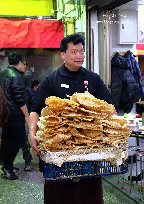1488729791 1863566736 - 台中中區︱台灣陳沙茶.電子街裡的人氣沙茶火鍋,一賣超過30年,老闆超high也是店裡的一大賣點,近舊台中火車站