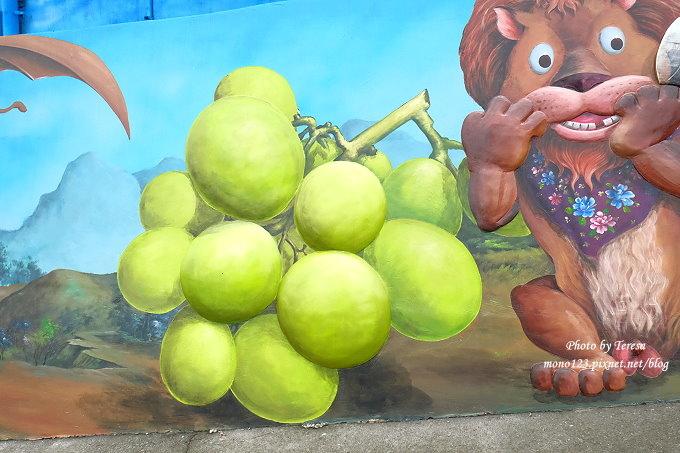 1492362428 911257954 - 台中石岡︱綠野仙蹤4D彩繪.以童話故事為主題的全國最大互動式4D彩繪牆,面積雖然不大,但很好拍