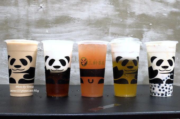 1499188009 1780393783 - 熱血採訪│三軒茶屋.萌萌的貓熊爬上杯子,吸睛又療癒,漸層的奶霜、鮮奶茶系列好喝度百分百,小三美日旁、新宿廣場對面