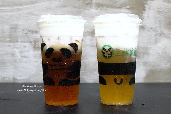 1499188058 1453117903 - 熱血採訪│三軒茶屋.萌萌的貓熊爬上杯子,吸睛又療癒,漸層的奶霜、鮮奶茶系列好喝度百分百,小三美日旁、新宿廣場對面