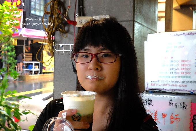 1499188064 4214284454 - 熱血採訪│三軒茶屋.萌萌的貓熊爬上杯子,吸睛又療癒,漸層的奶霜、鮮奶茶系列好喝度百分百,小三美日旁、新宿廣場對面