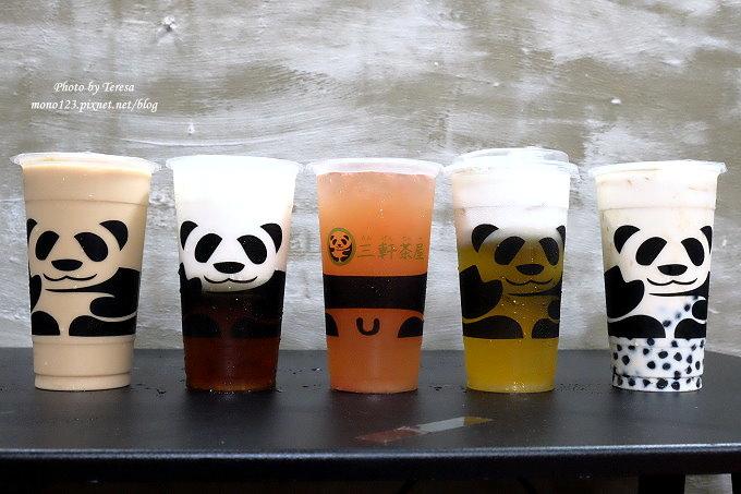 1499188069 423480316 - 熱血採訪│三軒茶屋.萌萌的貓熊爬上杯子,吸睛又療癒,漸層的奶霜、鮮奶茶系列好喝度百分百,小三美日旁、新宿廣場對面