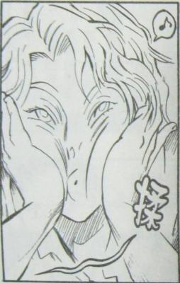 小榎的鬼臉
