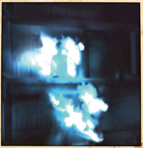 芭達雅血咒的靈異照片