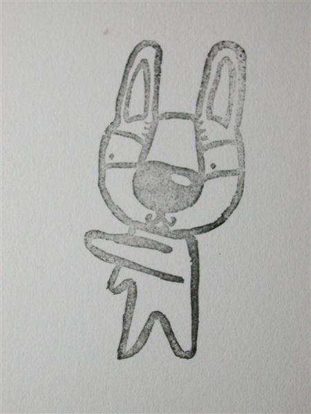 37 大鼻兔