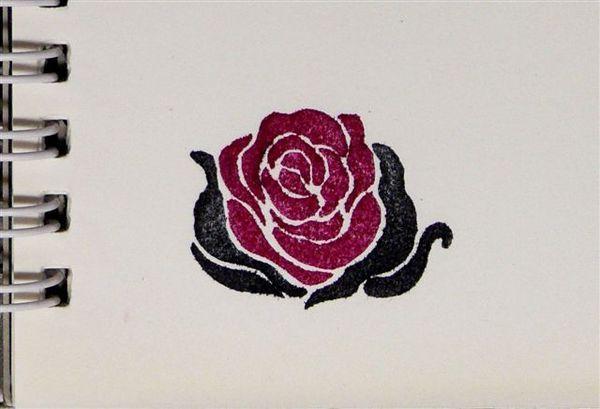 43 Rose