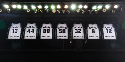 Spurs 40 years