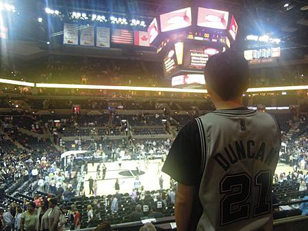 @AT&T Center