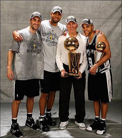 2007 Championship Big 3 & Pop