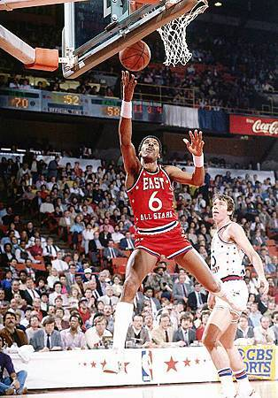 All-Star MVP Erving