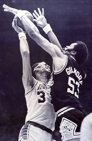 Jabbar vs. Gilmore