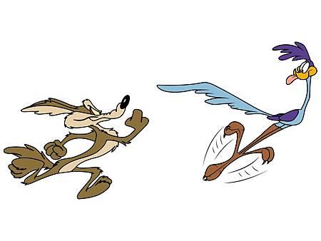 Coyote & Roadrunner