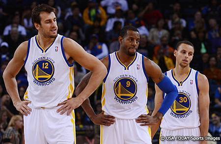 13-14 Warriors Preseason