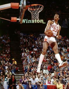 Larry Nance Dunk