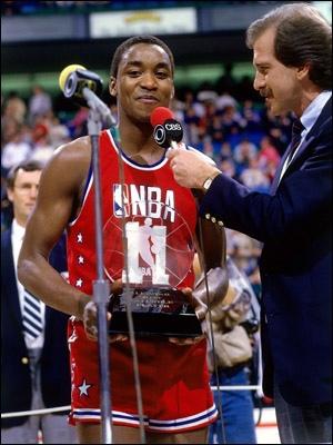 Isiah Thomas MVP