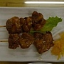 川本壽司 烤雞肉串