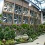 未來館 未來庭園區 風扇外的庭院造景.JPG