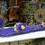 熱帶亞熱帶植物區 花藝 紫色的幸福河流.JPG