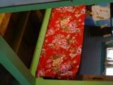 嘉義市玉山旅社:我的最愛阿嬤的花布