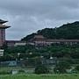 綠意環抱的圓山大飯店.JPG